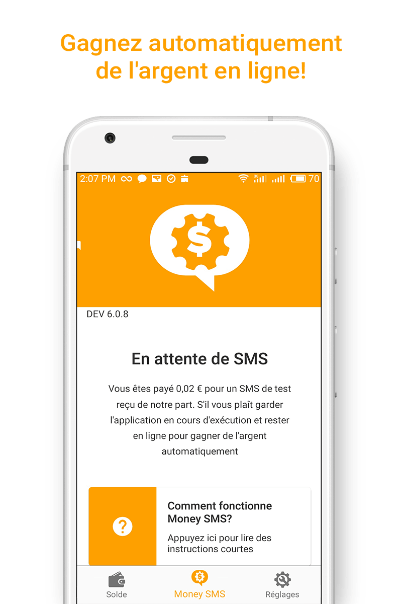 Make Money Online Money Sms App For Android