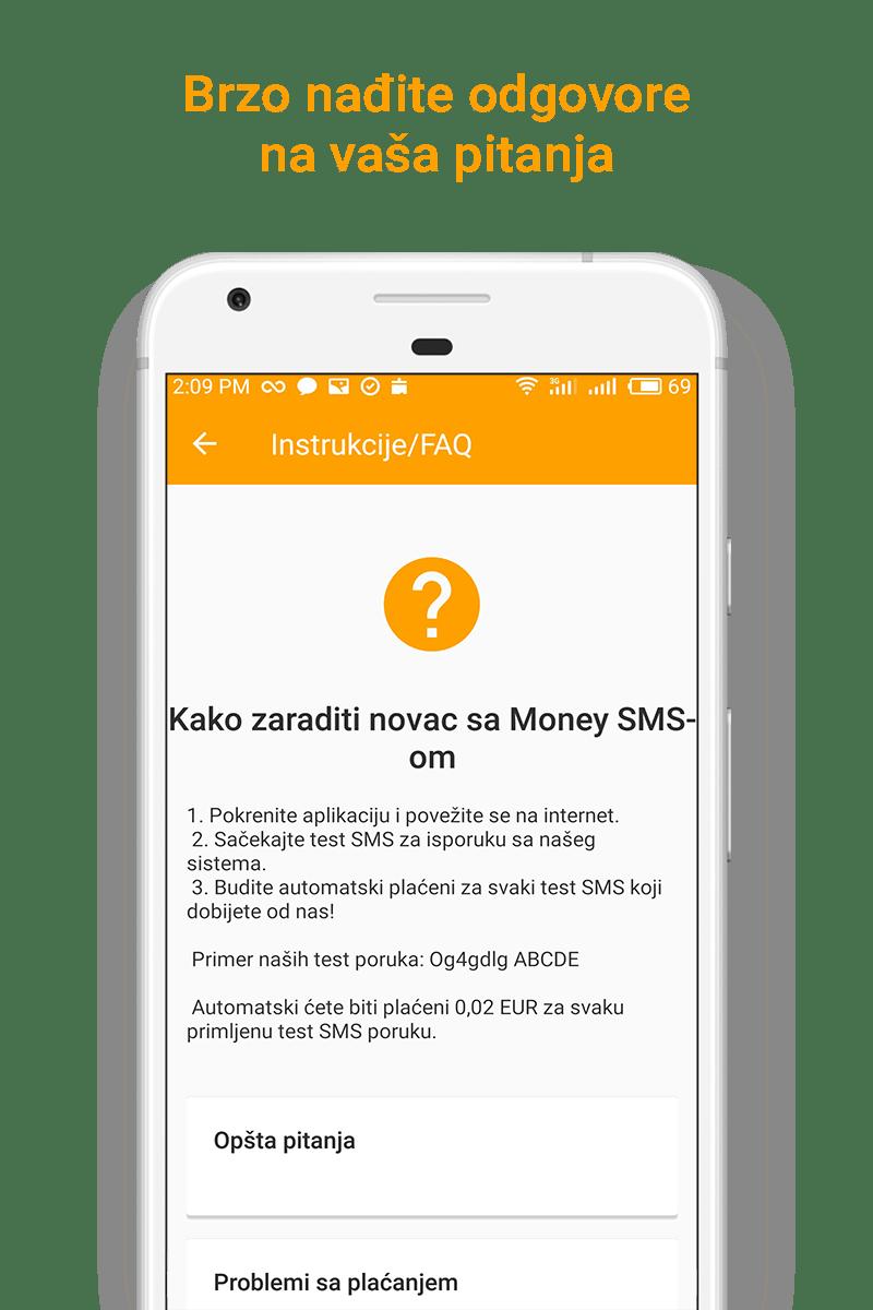 Money SMS app - Brzo nađite odgovore na vaša pitanja - 08-screenshot